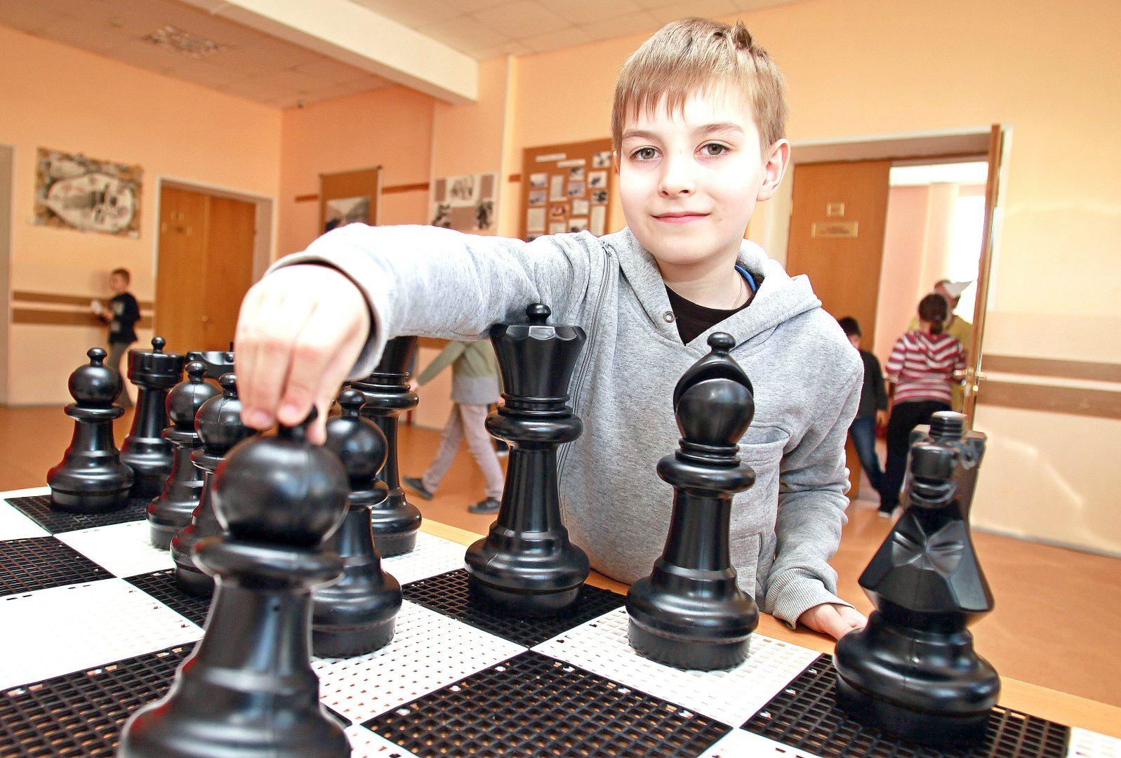 Шахматисты поселения Кленовское примут участие в турнире. Фото: Наталия Нечаева, «Вечерняя Москва»