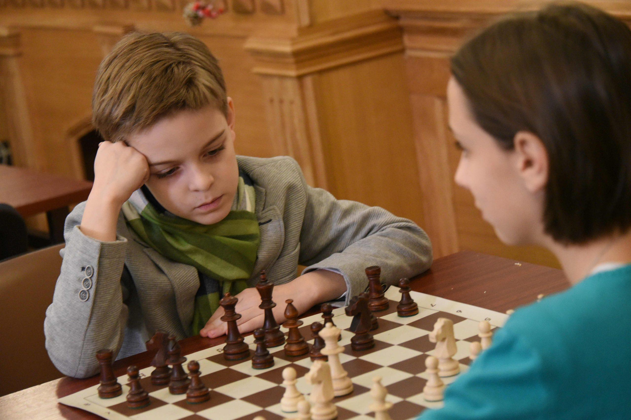 Шахматисты поселения Кленовское стали призерами турнира