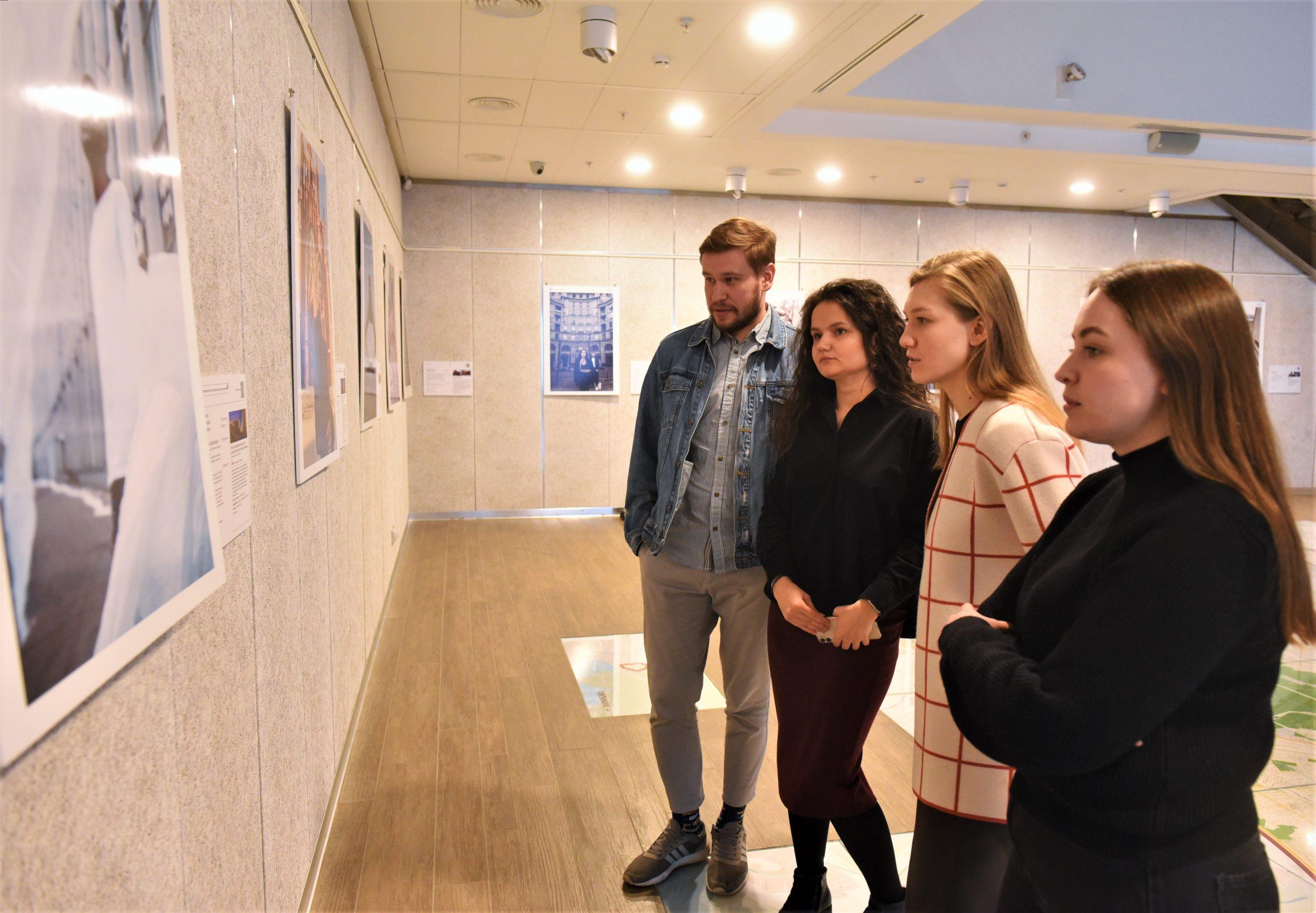 Фотовыставка стартовала во Дворце культуры «Московский»