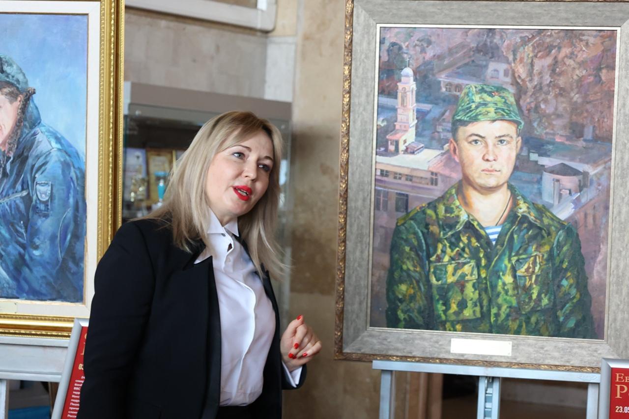 Историческая выставка «Имена Победы» во Дворце культуры «Московский» подходит к завершению