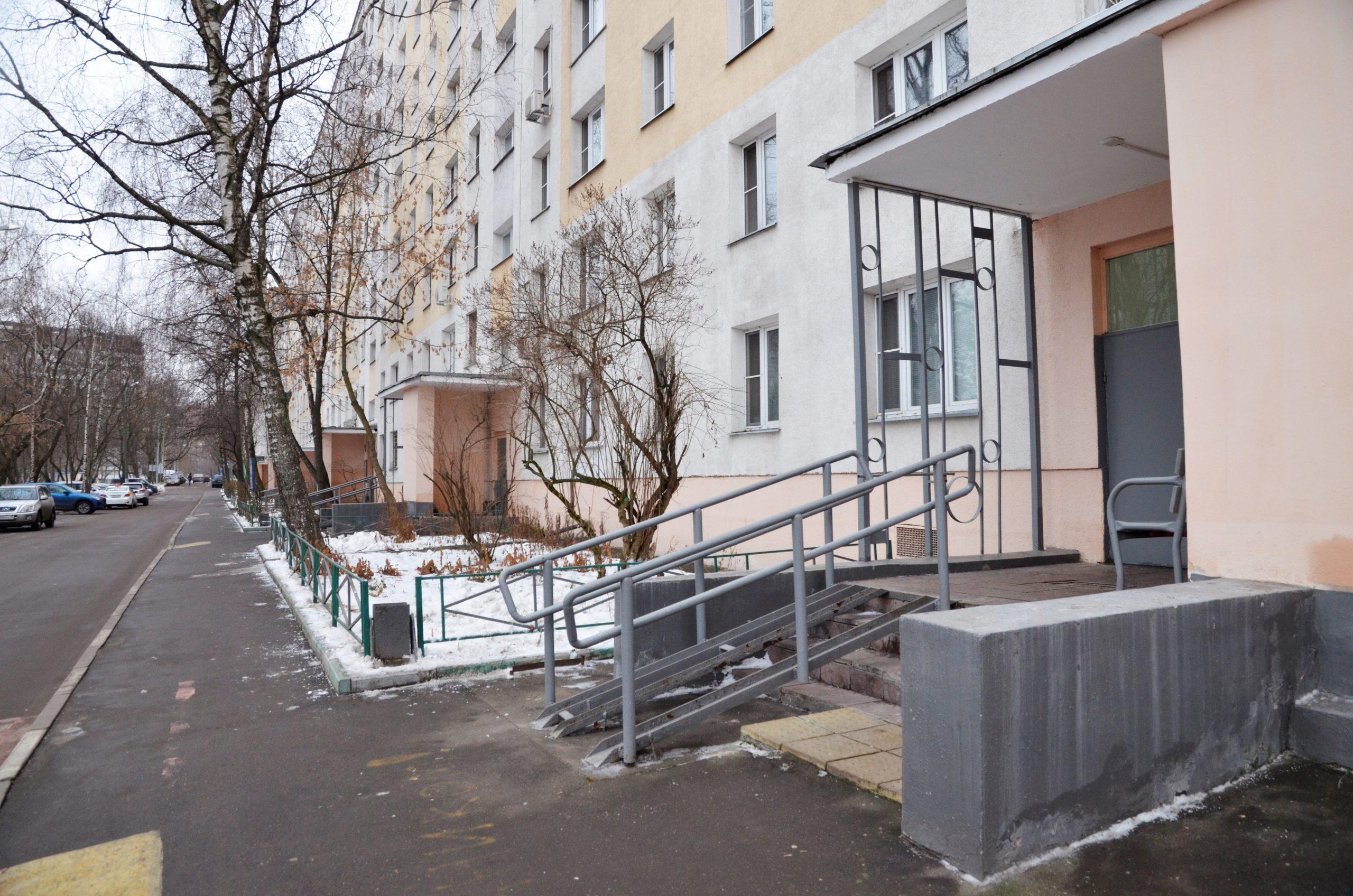 Ремонтные работы завершили в одном из многоквартирных домов поселения Новофедоровское
