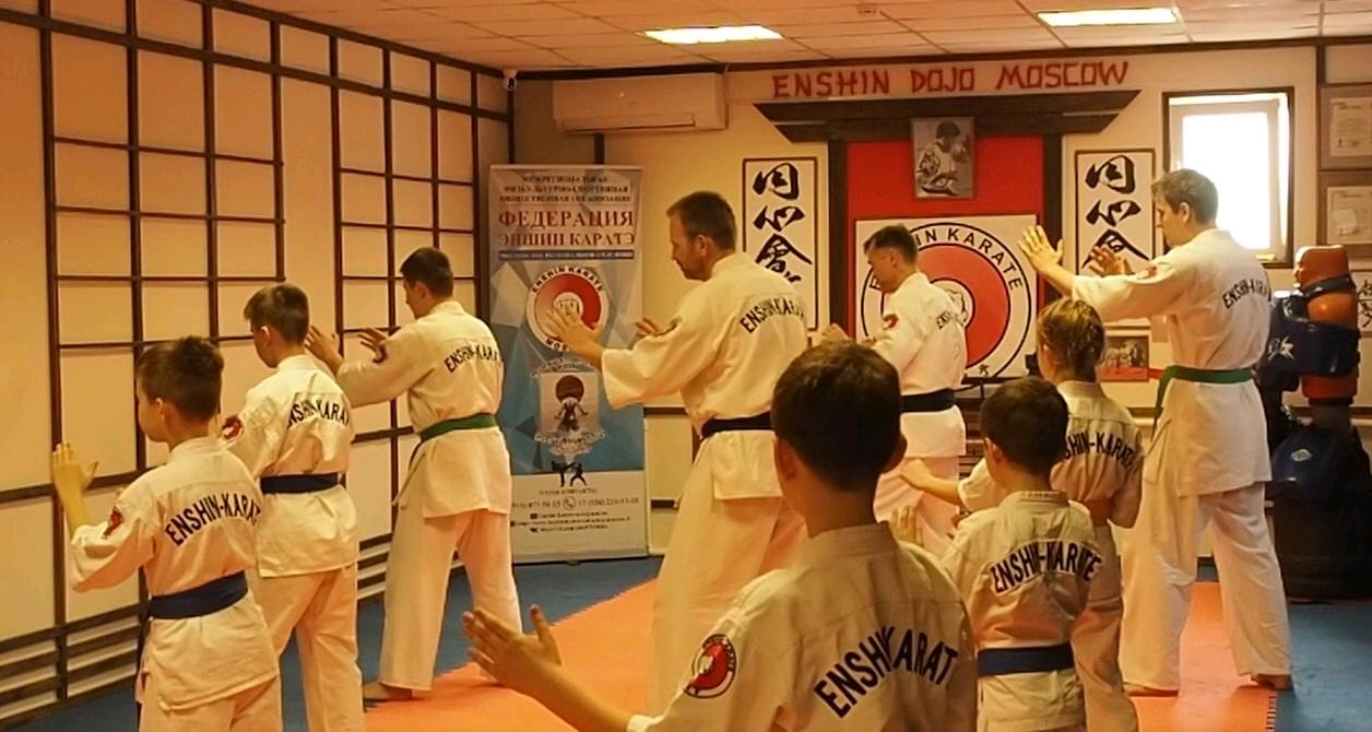 Жители поселения Первомайское примут участие в соревнованиях по карате