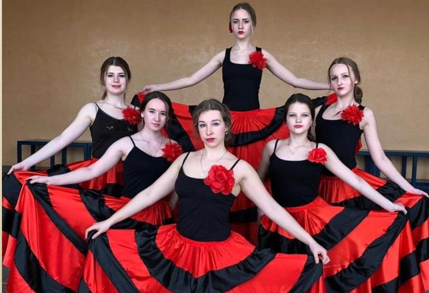 Отчетный концерт артистов Cocktail dance пройдет в Рязановском