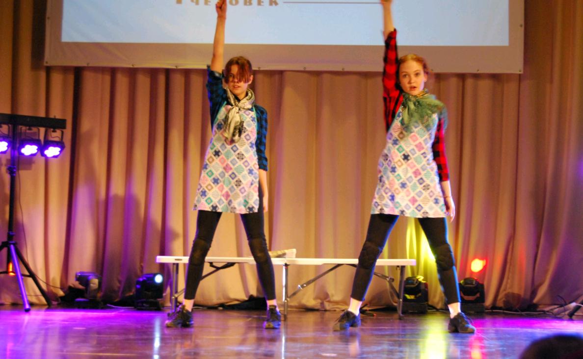 Концерт «Пой с душой» состоится во Дворце культуры Щербинки