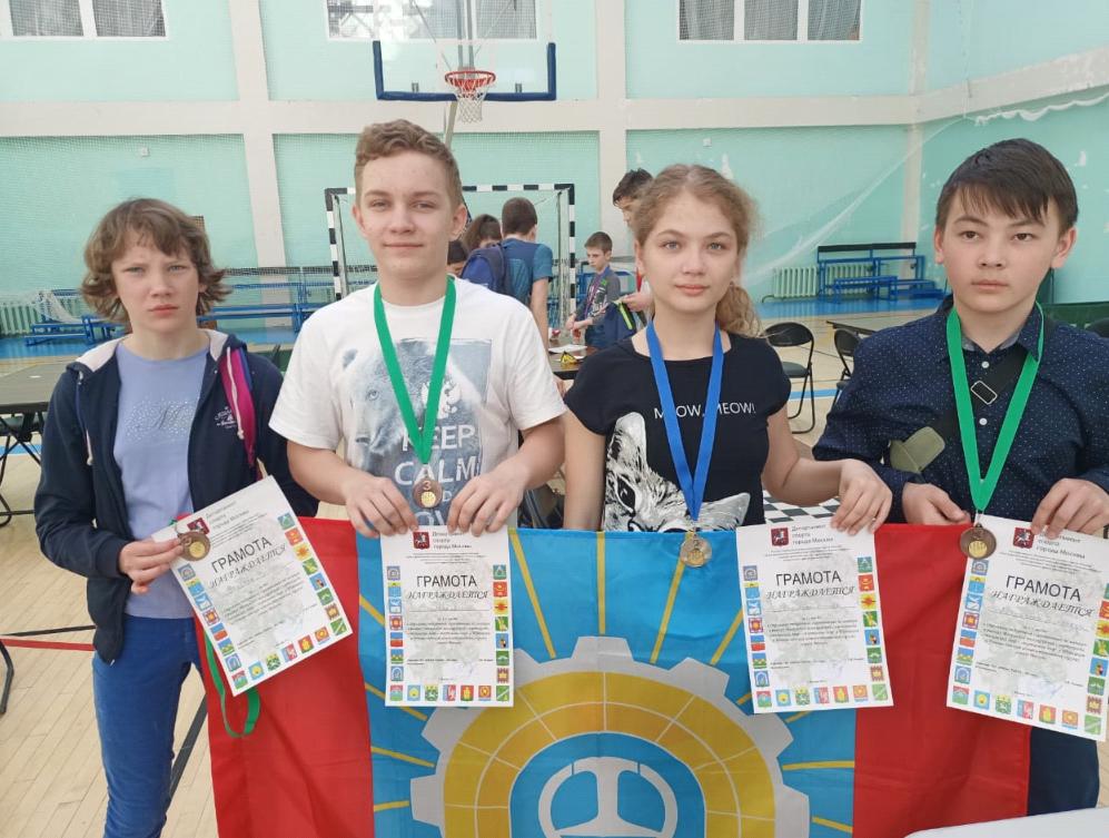 Спортсмены из Щербинки достойно выступили на соревнованиях. Фото предоставили сотрудники администрации Щербинки