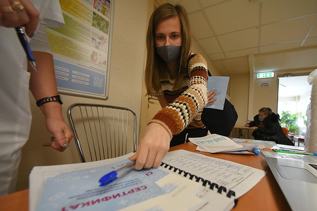 Выездные бригады вакцинации от COVID-19 начнут работу в Новой Москве