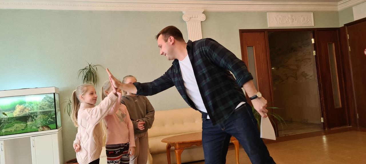 Игровую программу провели в Доме культуры «Дружба» поселения Вороновское