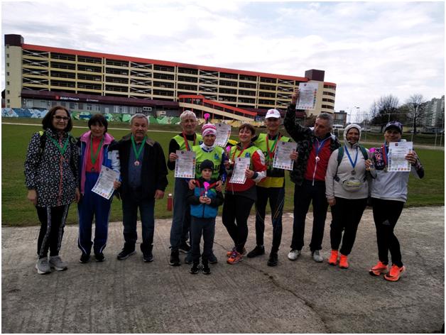 Спортсмены из поселения Михайлово-Ярцевское достойно выступили на соревнованиях
