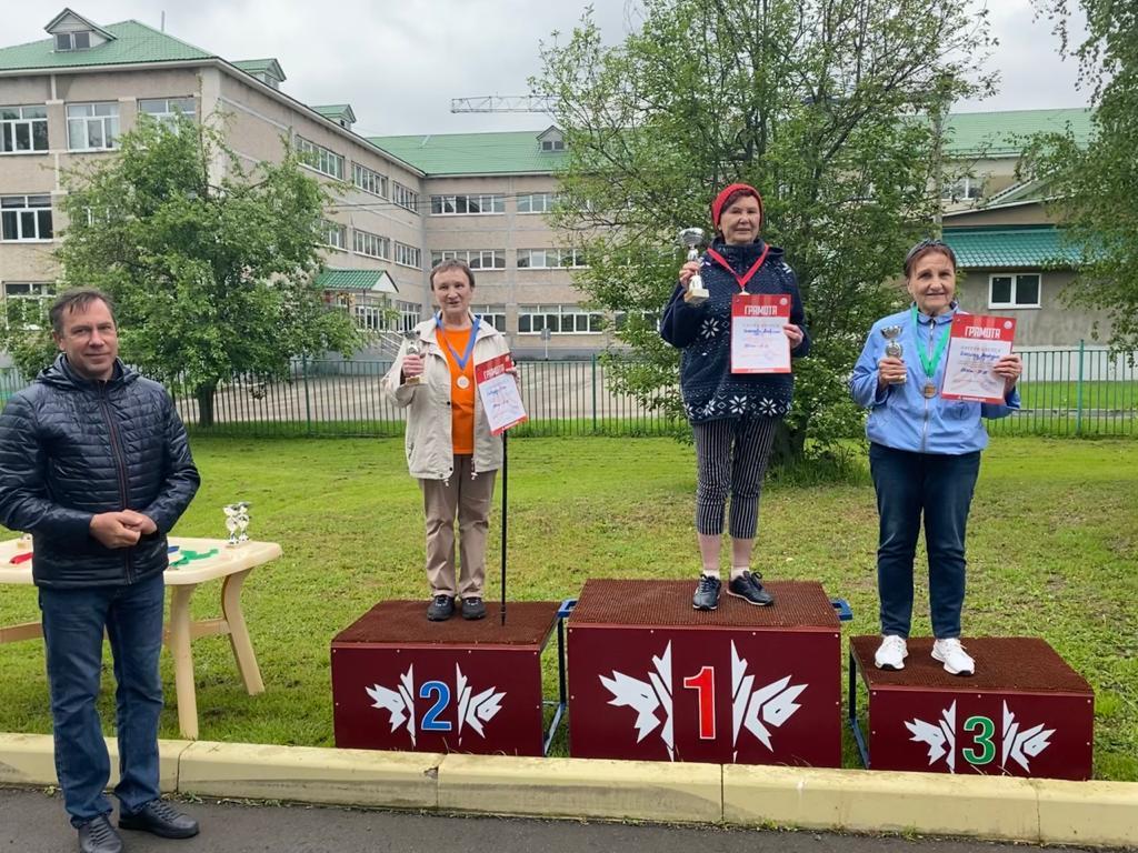 Соревнования по скандинавской ходьбе организовали в Кленовском