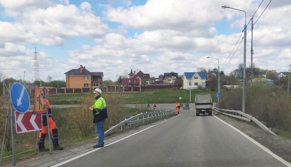 Дорожные работы проведут в Рязановском