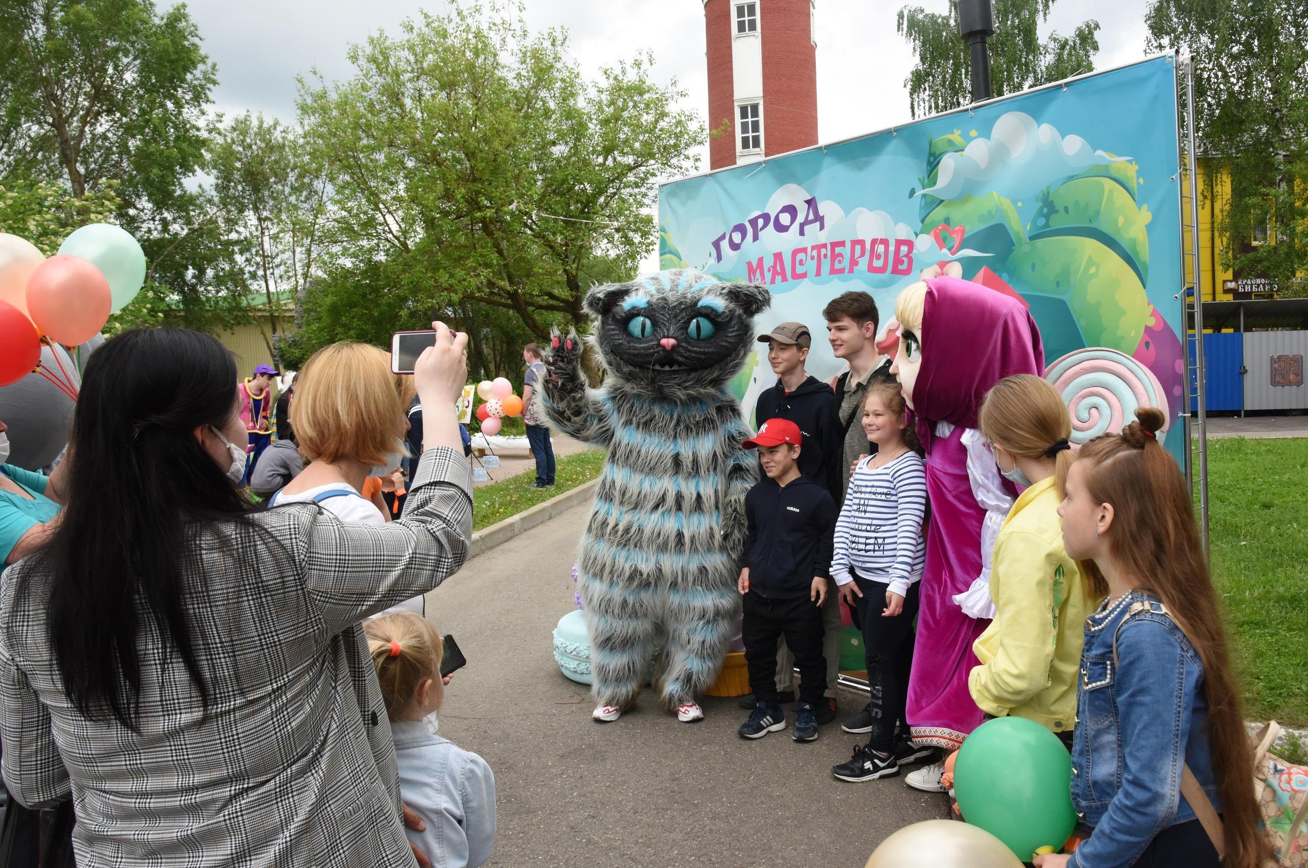 Закрытие фестиваля детско-юношеского творчества «Светлая Пасха» прошло в Краснопахорском