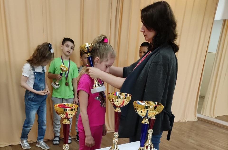 Турнир по шахматам прошел в Марушкинском