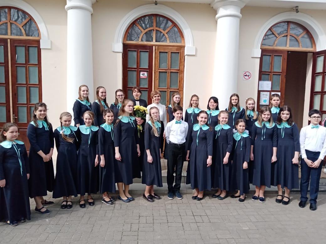 Воспитанники Воскресенской детской школы искусств приняли участие в конкурсе-фестивале
