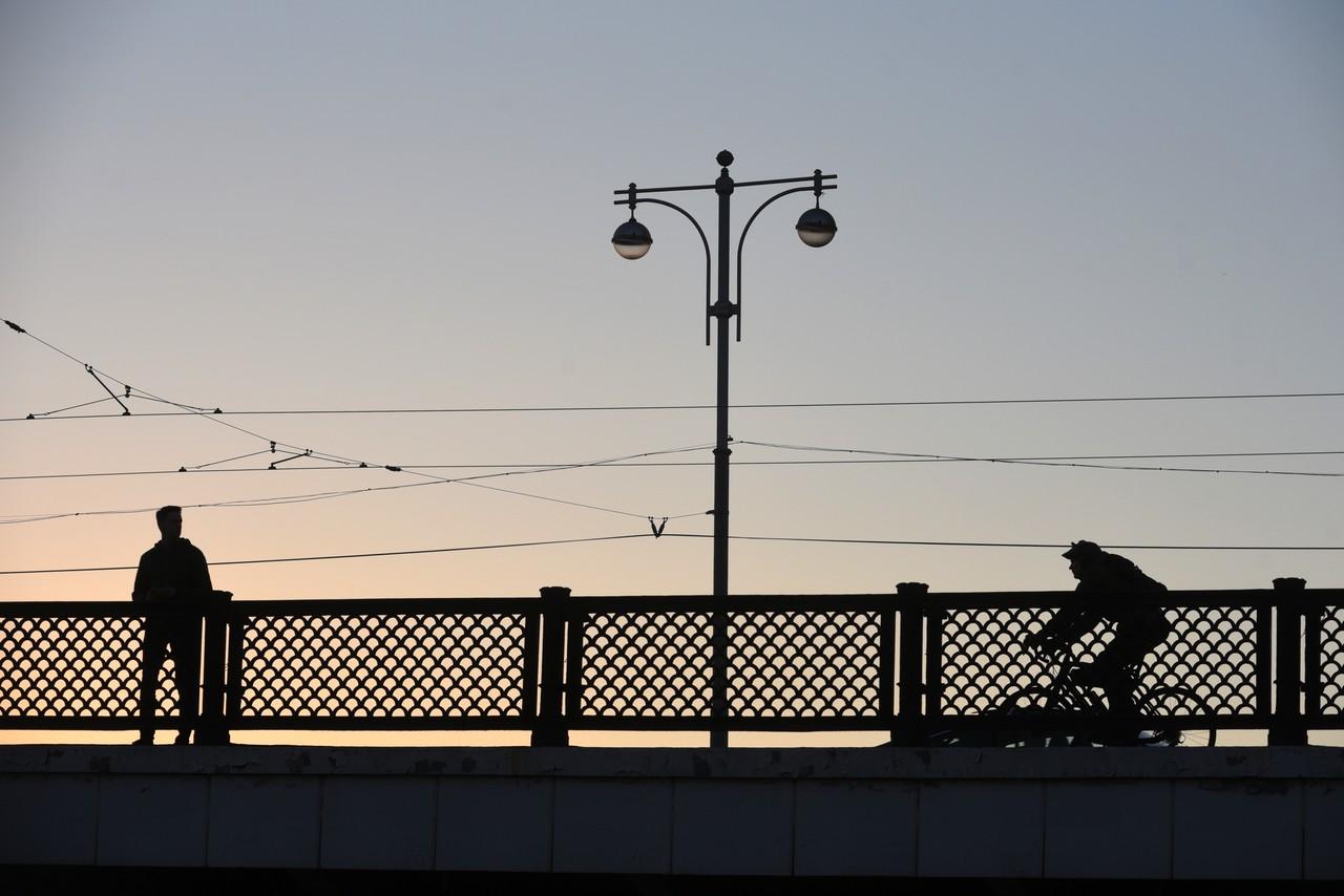 Жителей Москвы ждет теплая погода во вторник