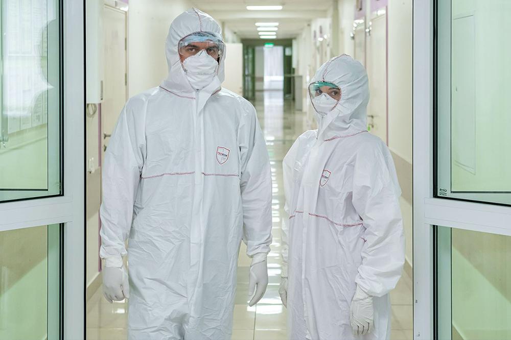 Еще 3 208 человек заразились коронавирусом в столице