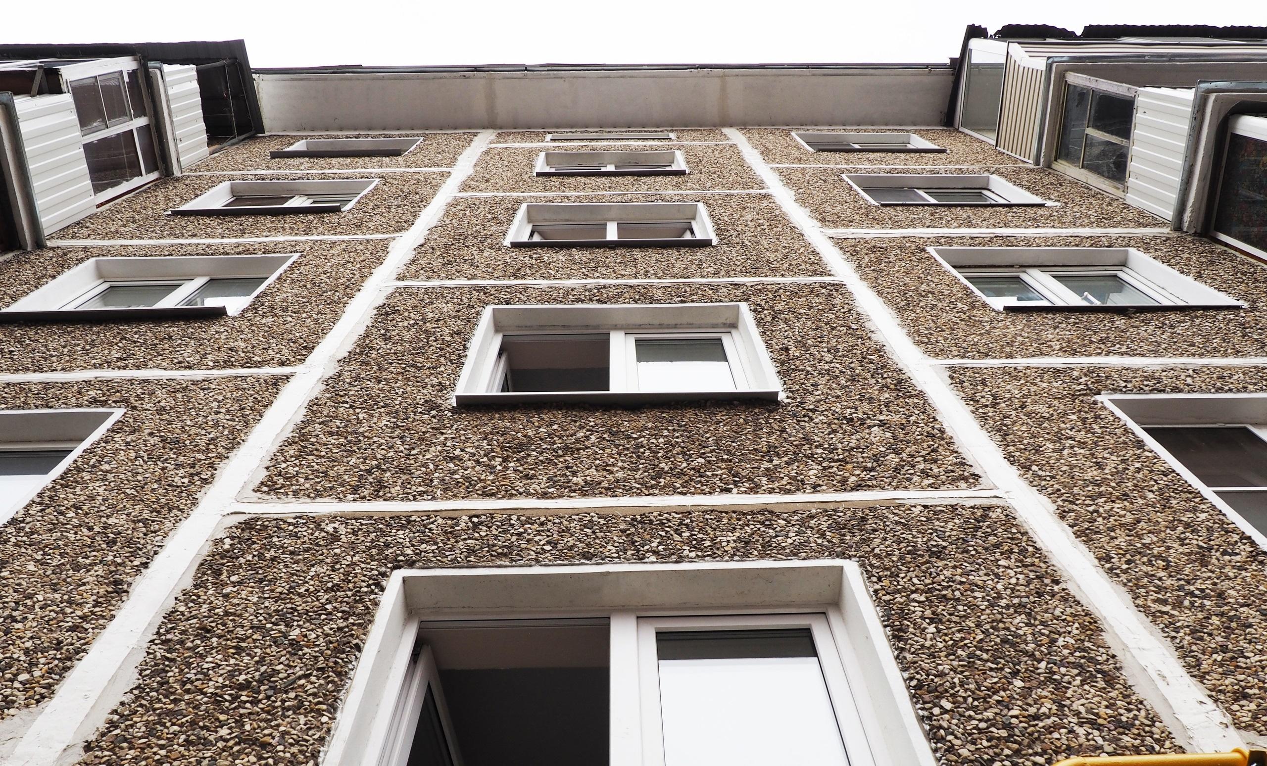 Специалисты приступили к новому этапу капитального ремонта жилого дома в Рязановском