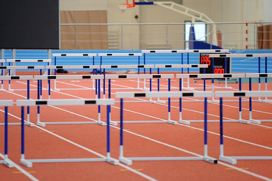 Соревнования по легкой атлетике состоялись в Филимонковском