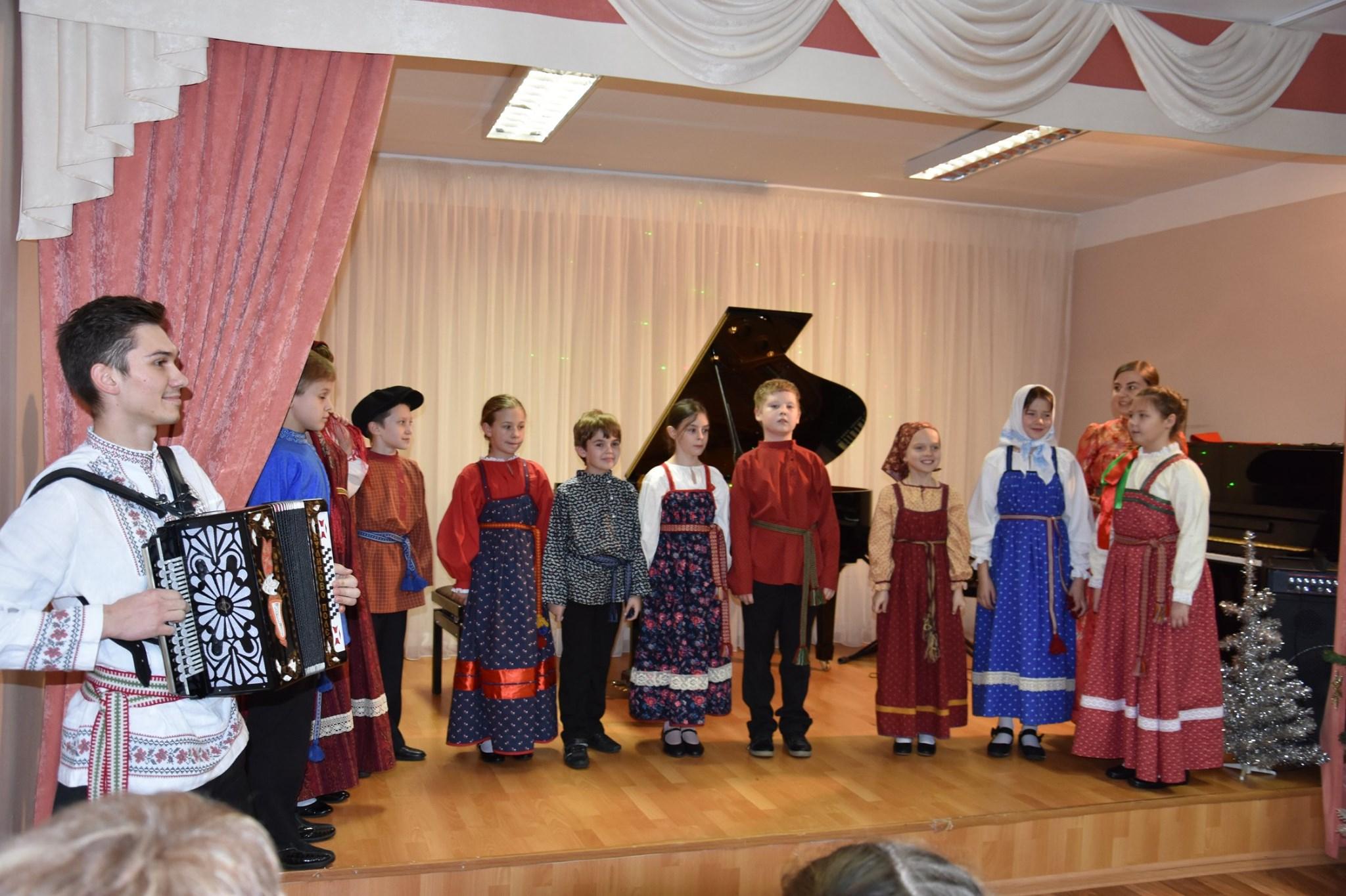 Воспитанники Кокошкинской школы искусств стали дипломантами музыкального фестиваля
