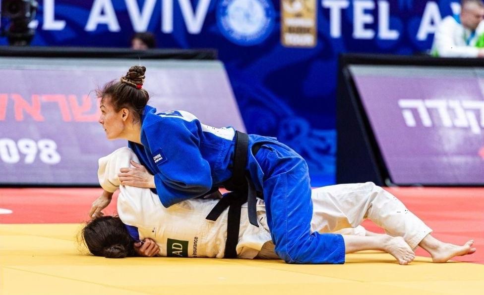 Спортсменка из Внуковского вошла в состав национальной сборной России на чемпионате мира по дзюдо
