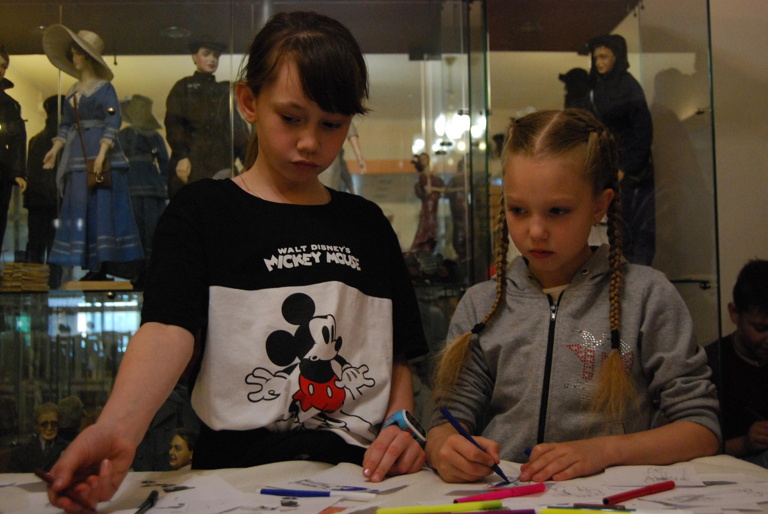 Тематическую выставку подготовили сотрудники Дворца культуры Щербинки