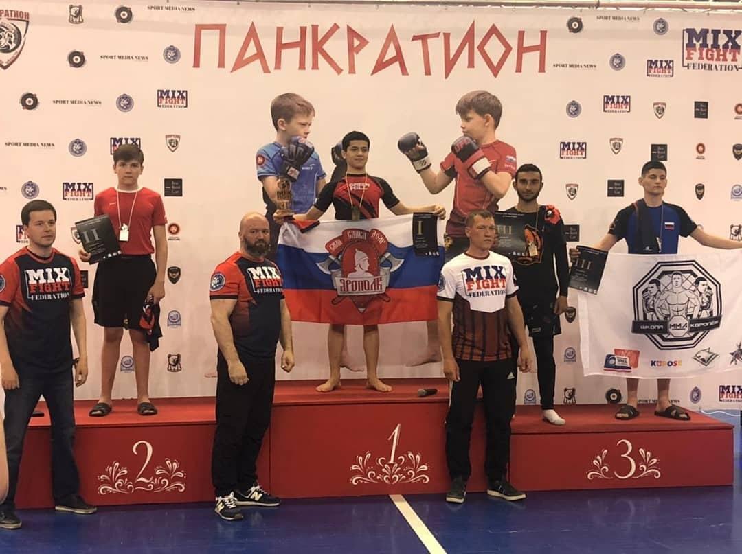 Спортсмен из поселения Первомайское занял второе место на турнире
