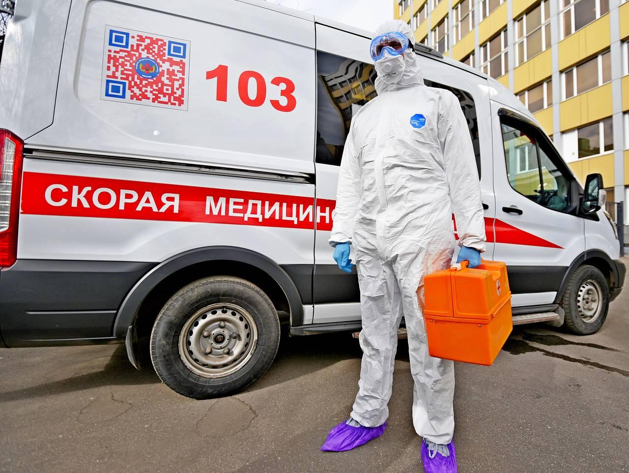 Еще 7,2 тысячи человек в Москве стали новыми носителями COVID-19