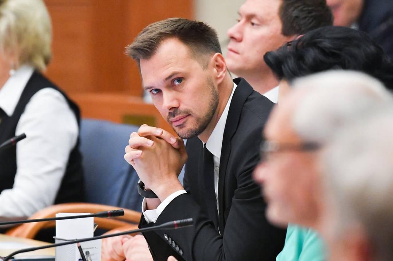 Депутат МГД Валерий Головченко провел вебинар, посвященный транспортному развитию Москвы