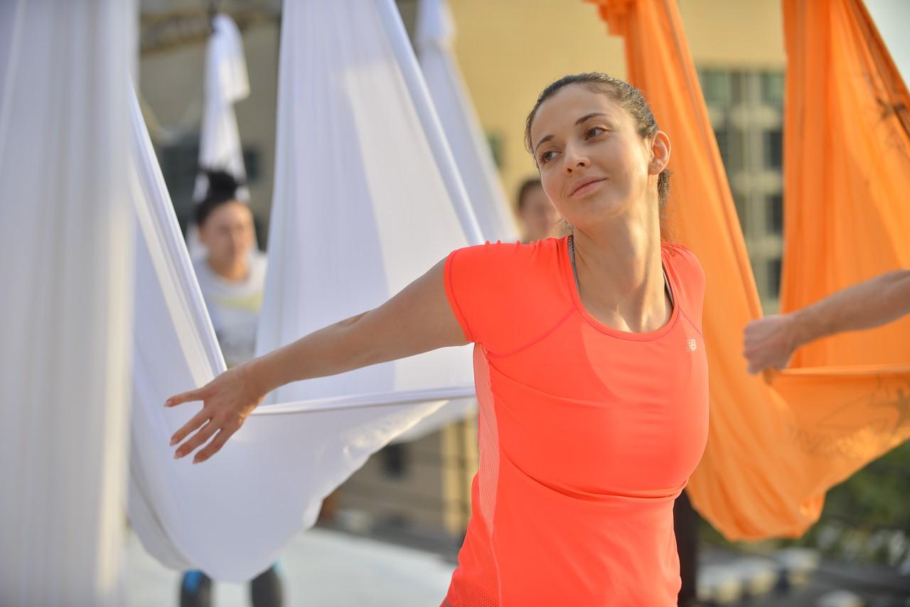 Жители Москвы выбрали гостей проекта «Спортивные выходные»