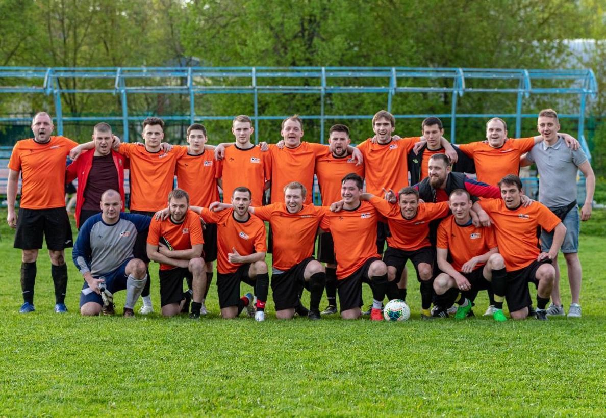 Футболисты Марушкинского одержали победу в третьем туре Открытого первенства Наро-Фоминского городского округа