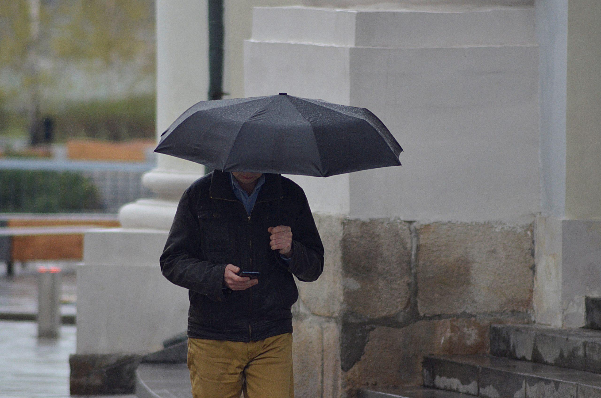 Синоптики прогнозируют неустойчивую погоду в воскресенье