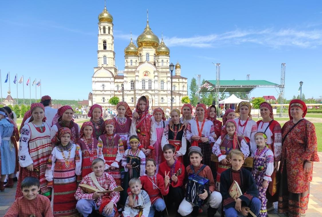 Фестиваль «Берестень» организовали представители Дома культуры «Первомайское»