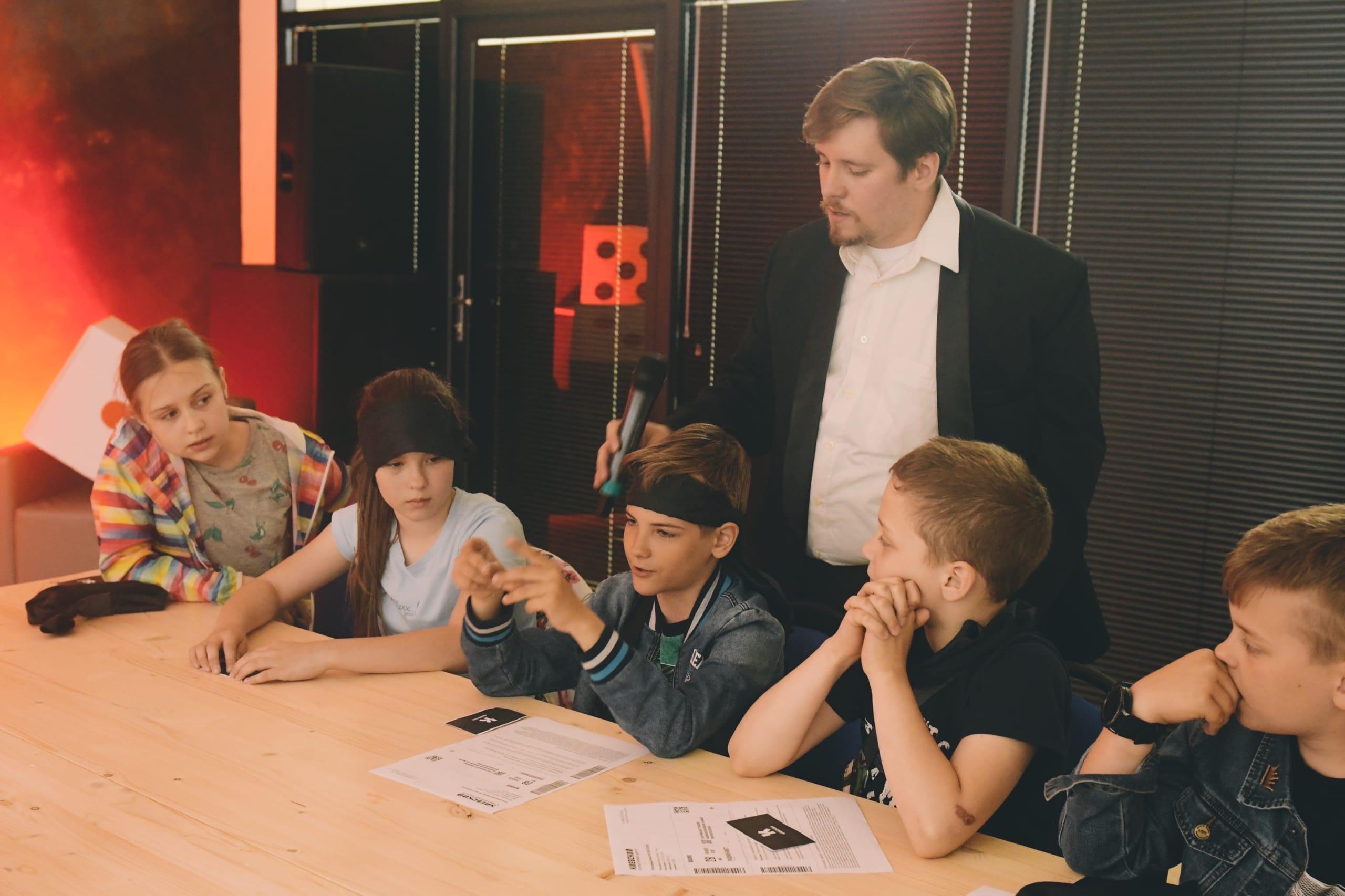 Мероприятие «Разговоры о современном» прошло в Культурном центре «Киевский»