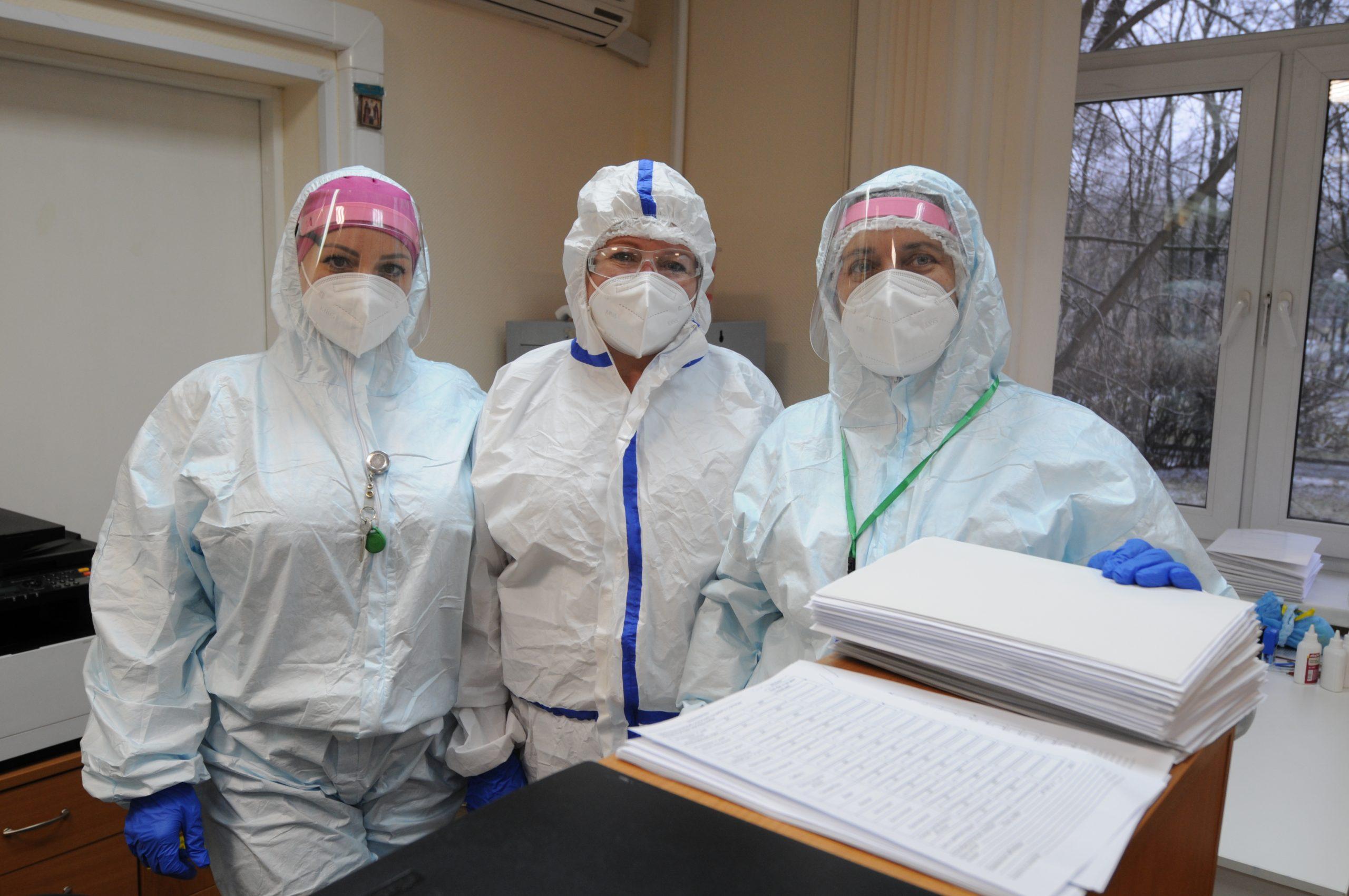 Представители Оперативного штаба поделились информацией о зараженных коронавирусом за минувшие сутки