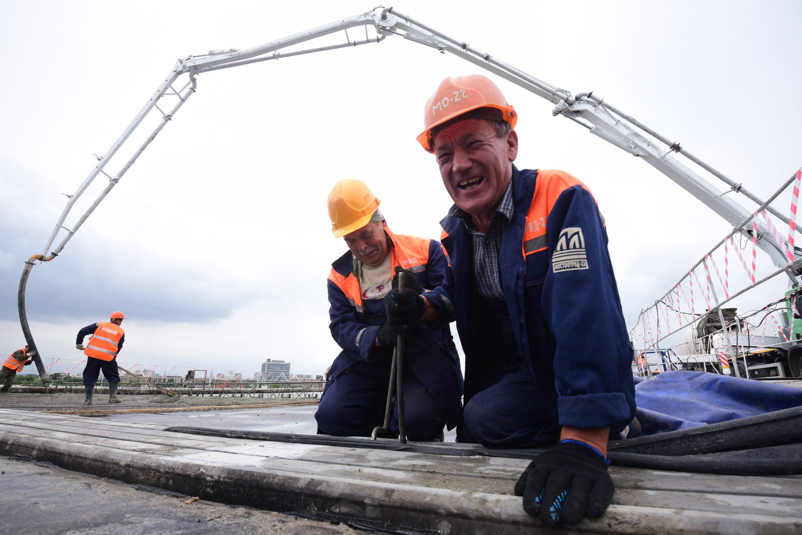 Около 200 километров дорог планируют построить в Новой Москве за три года