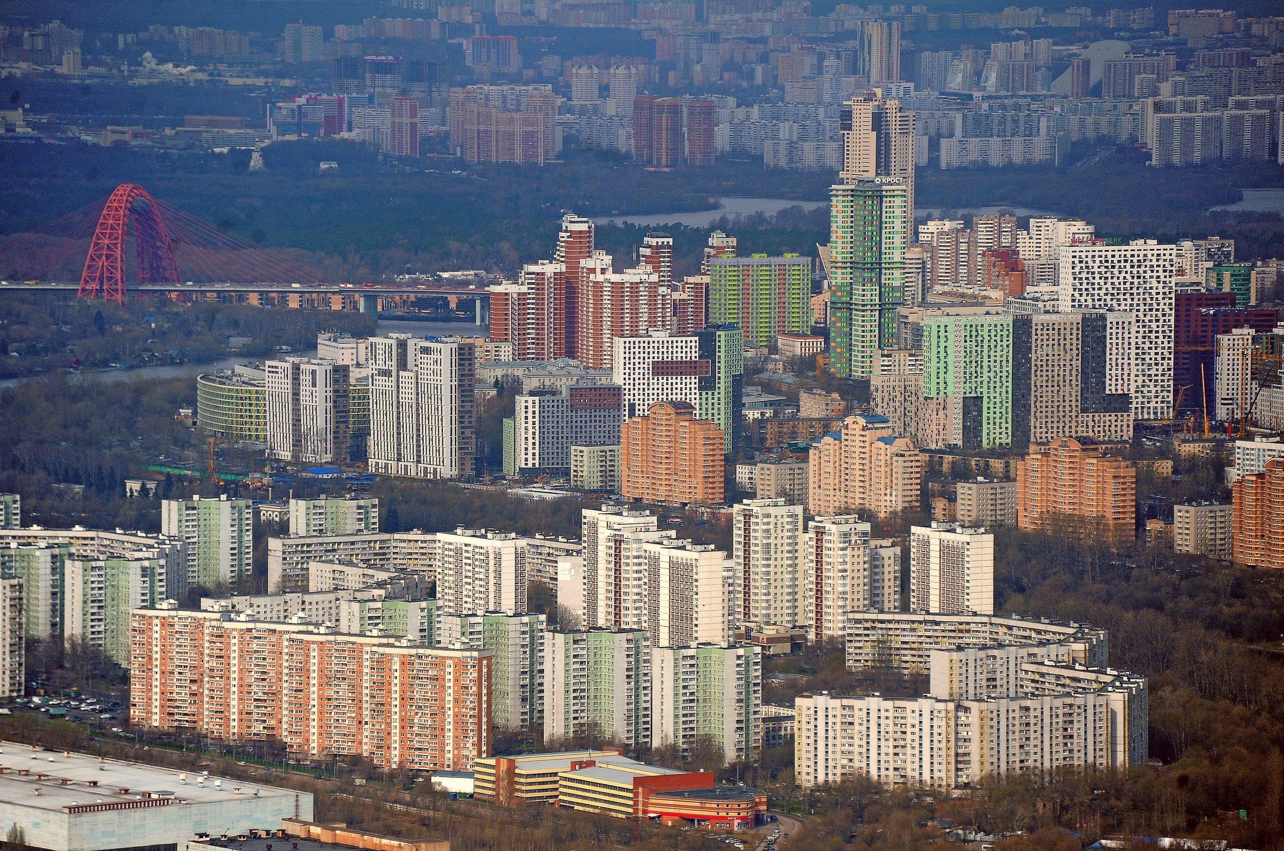 Четверть российского экспорта микросхем и плат пришлась на Москву в 2020 году