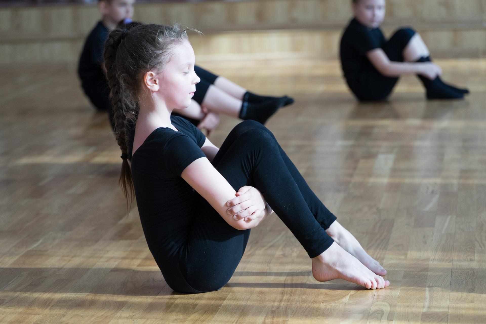 Интенсив по хореографии прошел в Доме культуры «Десна»