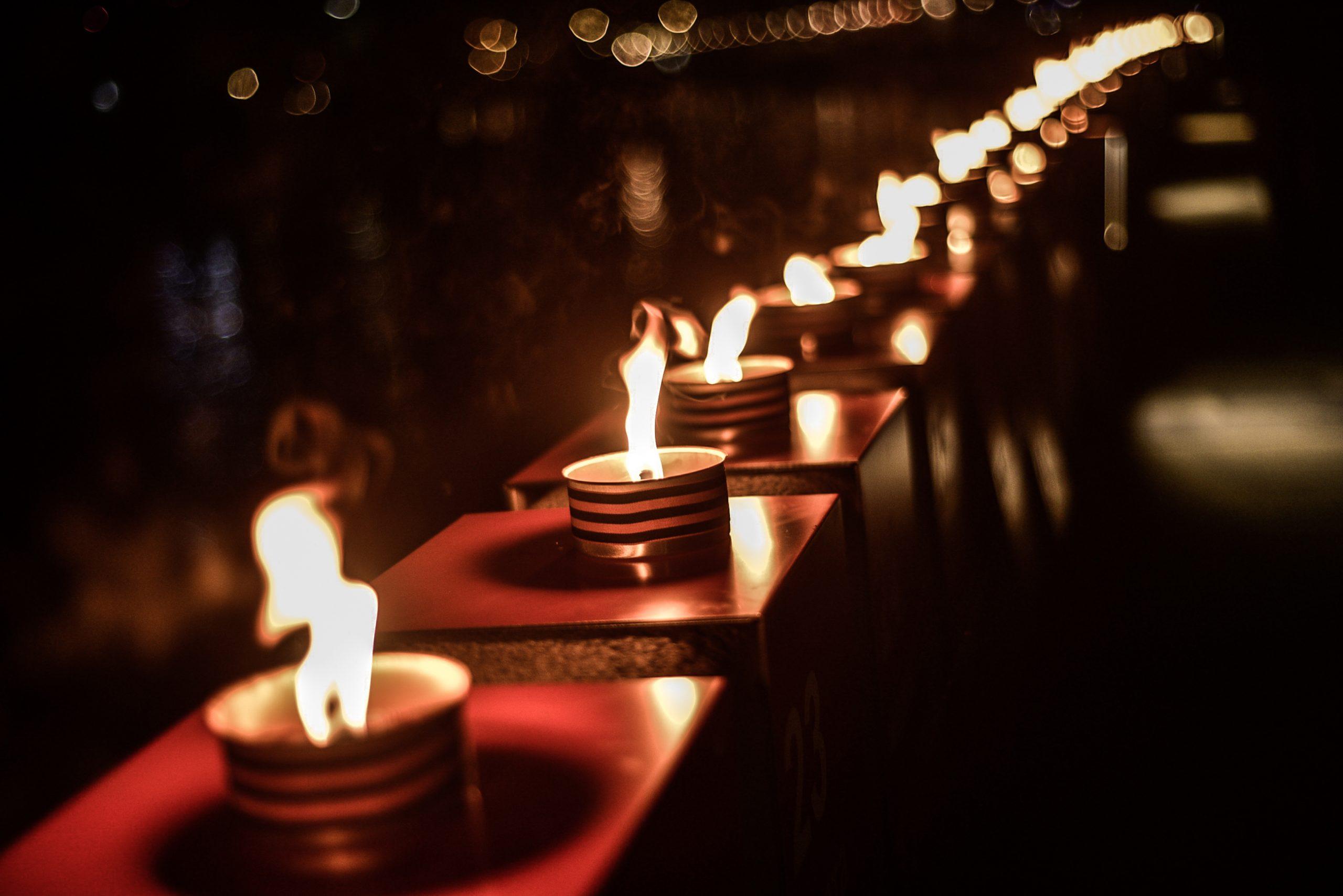 Акция «Свеча памяти» пройдет в Доме культуры «Первомайское»