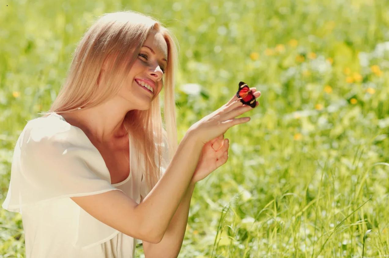 Время летающих цветов: бабочки, будем знакомы!