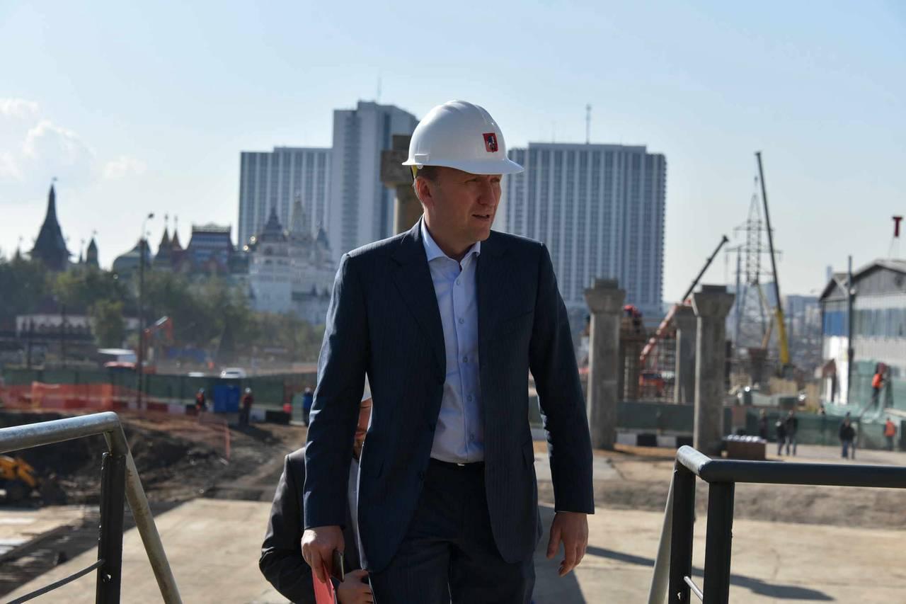 Бочкарев: В Москве до конца 2023 года будет построено еще почти 300 социальных объектов