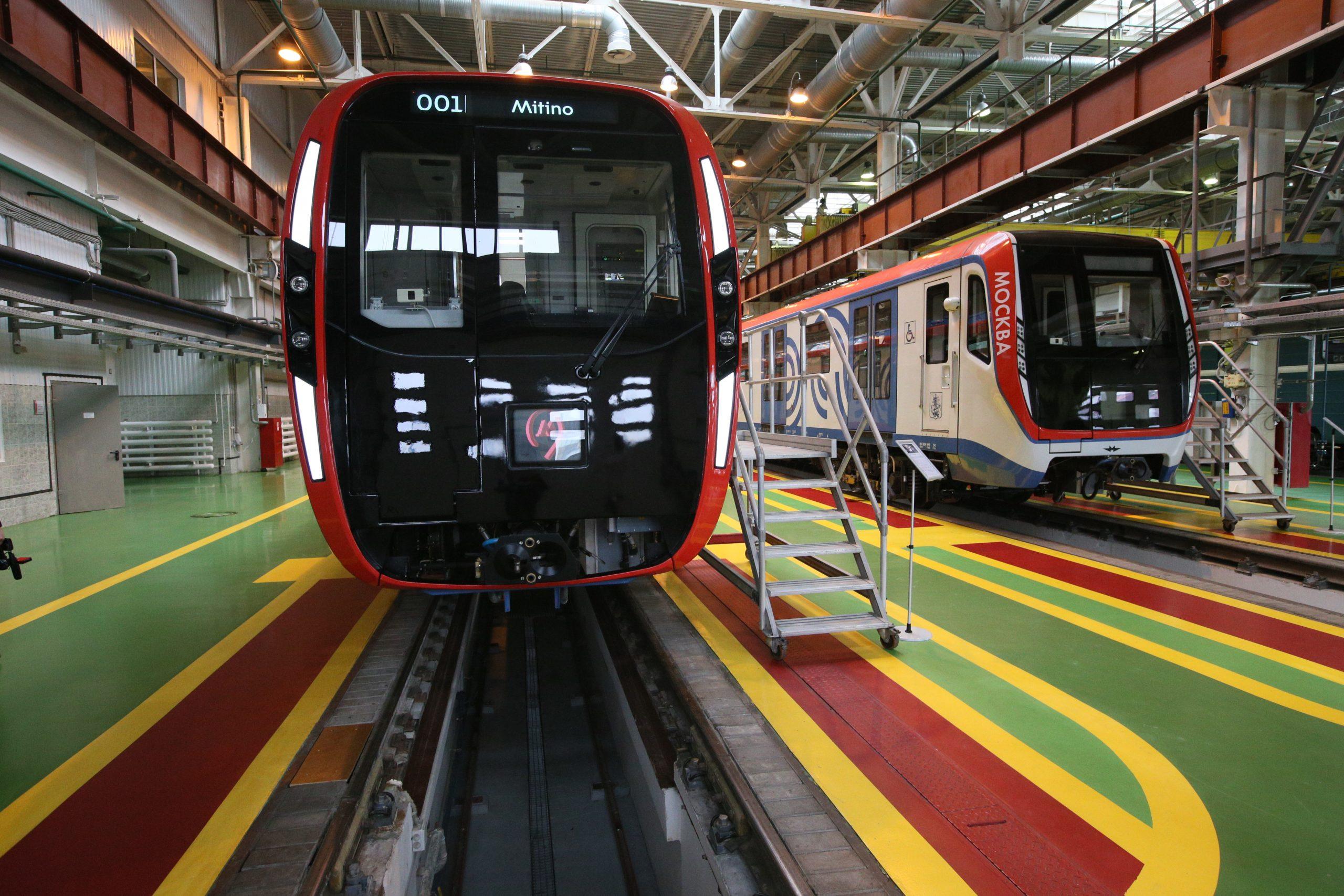 Строительство метрополитена рассматривается в четырех отдаленных районах Москвы