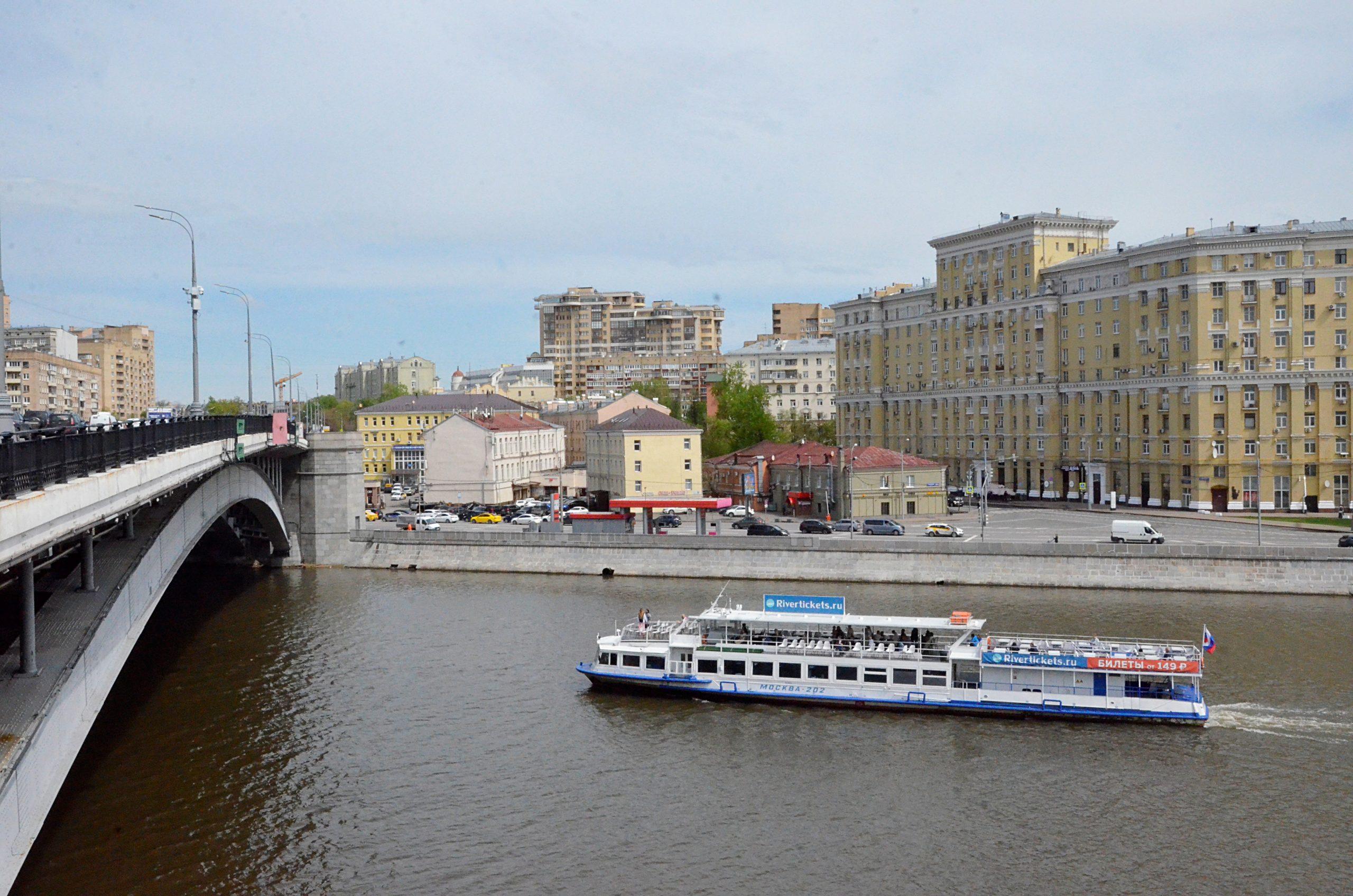 Переменная облачность ожидает москвичей сегодня