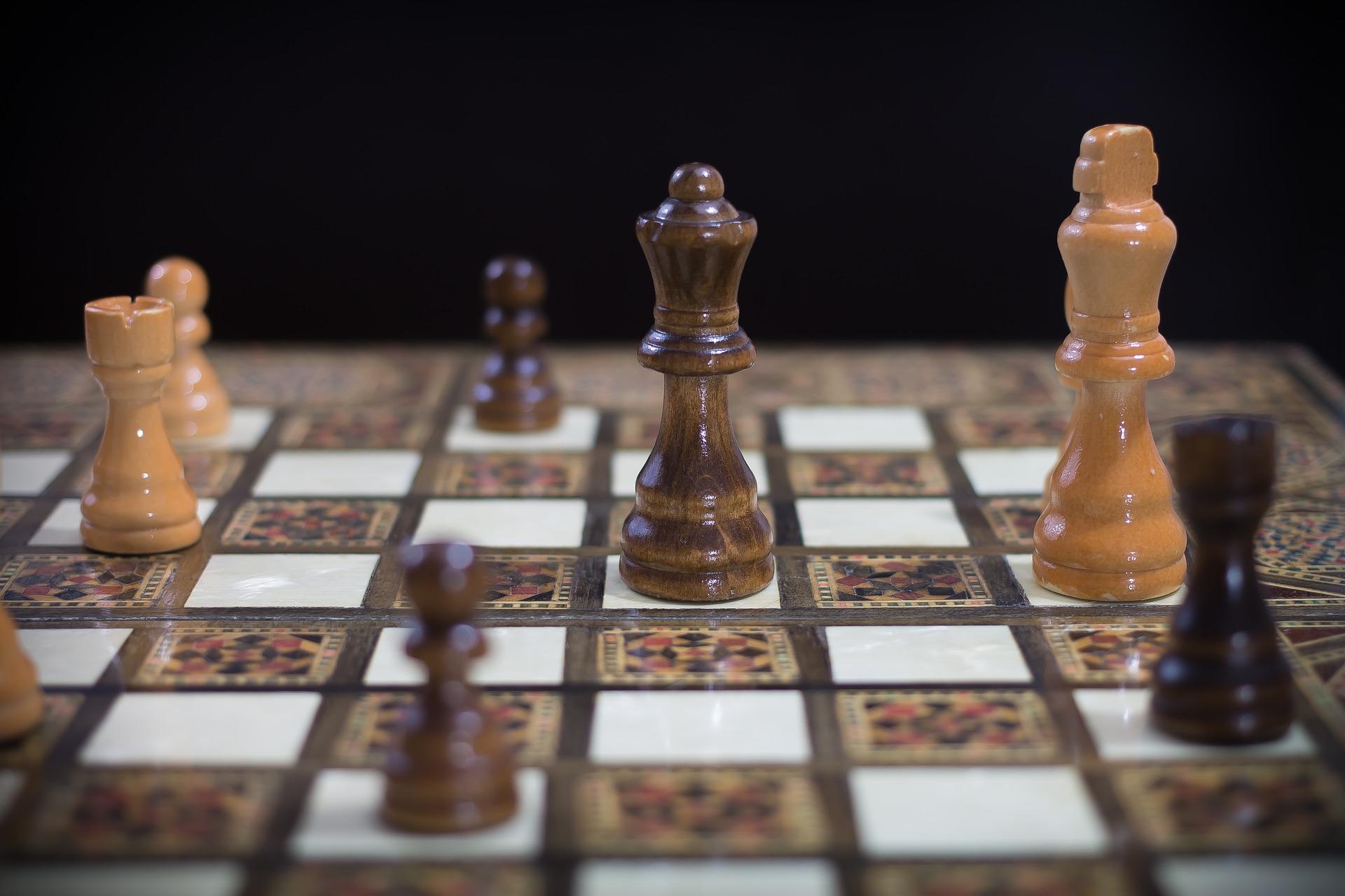 Шахматный турнир прошел в Рязановском