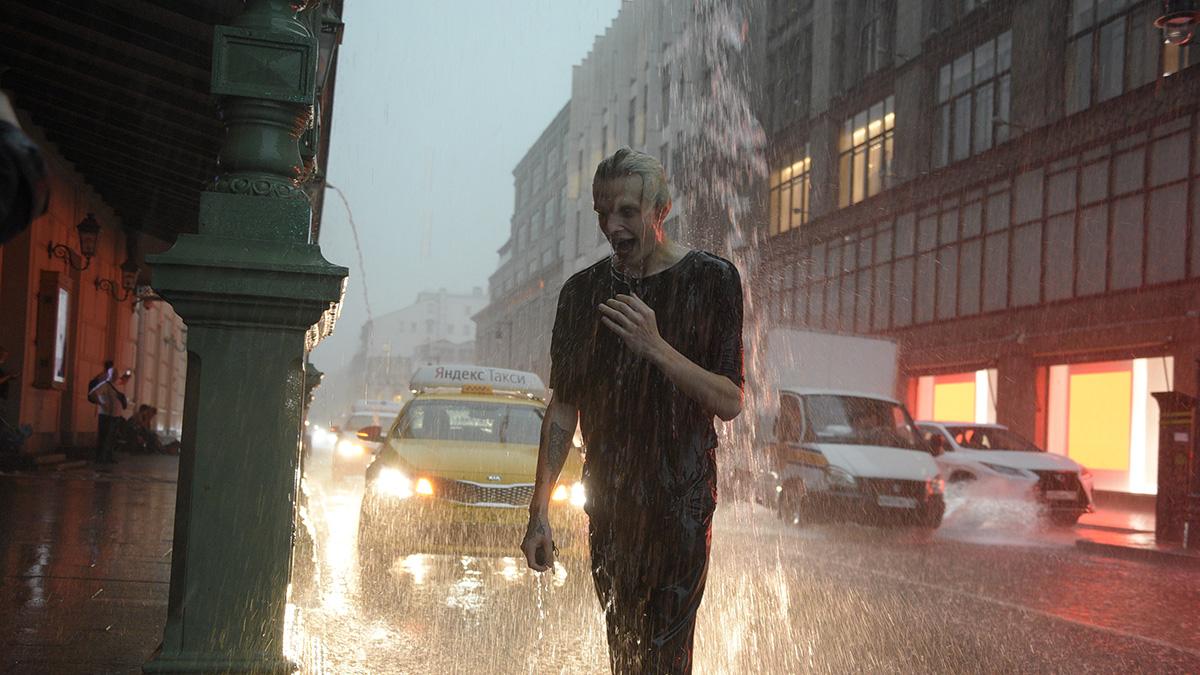 Москвичам спрогнозировали резкое похолодание и «пятнистые грозы»