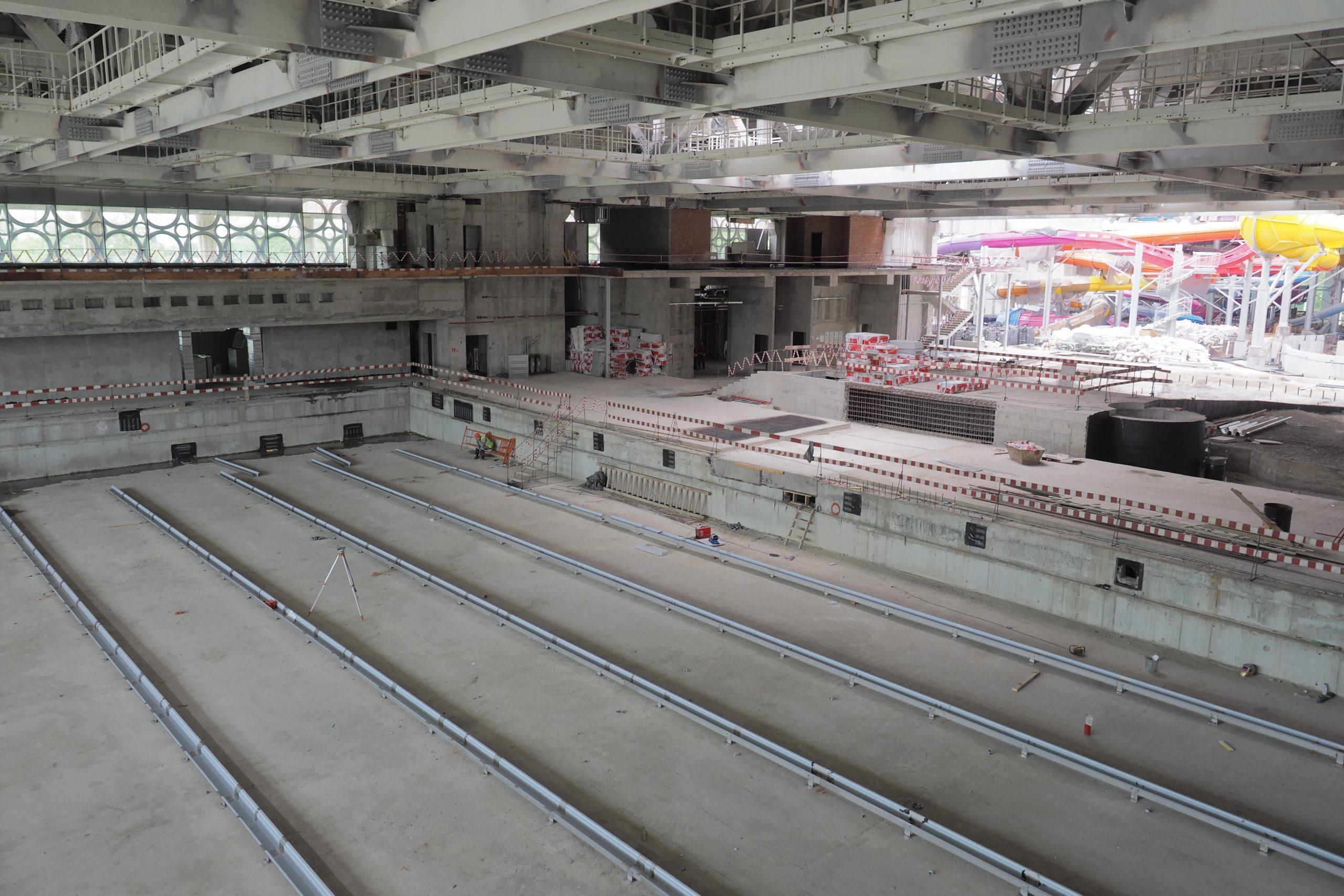 Спортивная инфраструктура продолжает развиваться в Новой Москве