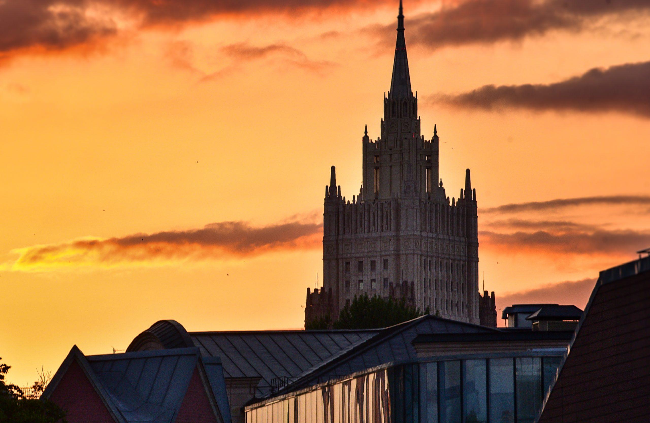 Ночная жара вернется в Москву в конце недели