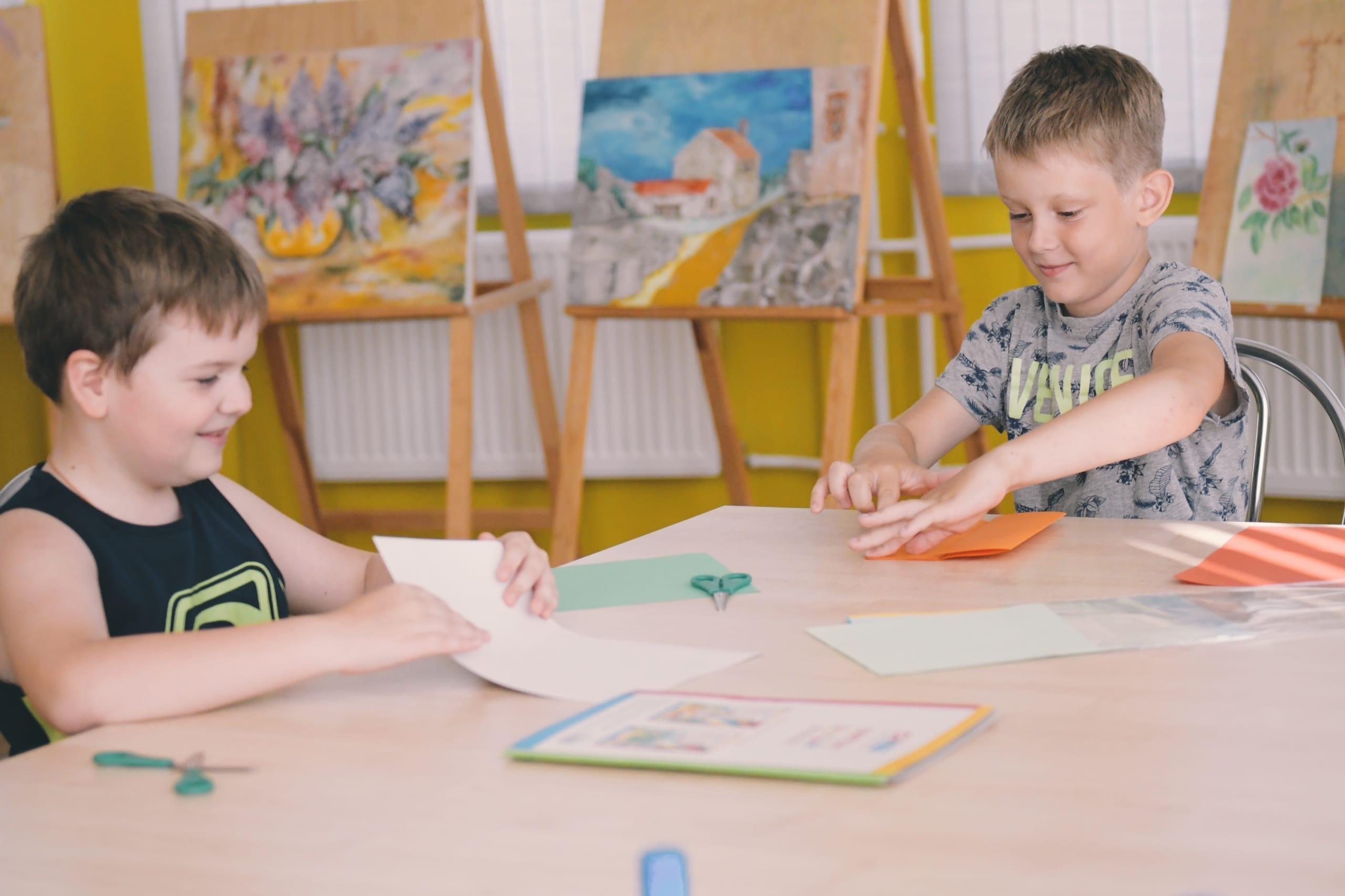 Интерактивную программу для детей организовали сотрудники Культурного центра «Киевский»