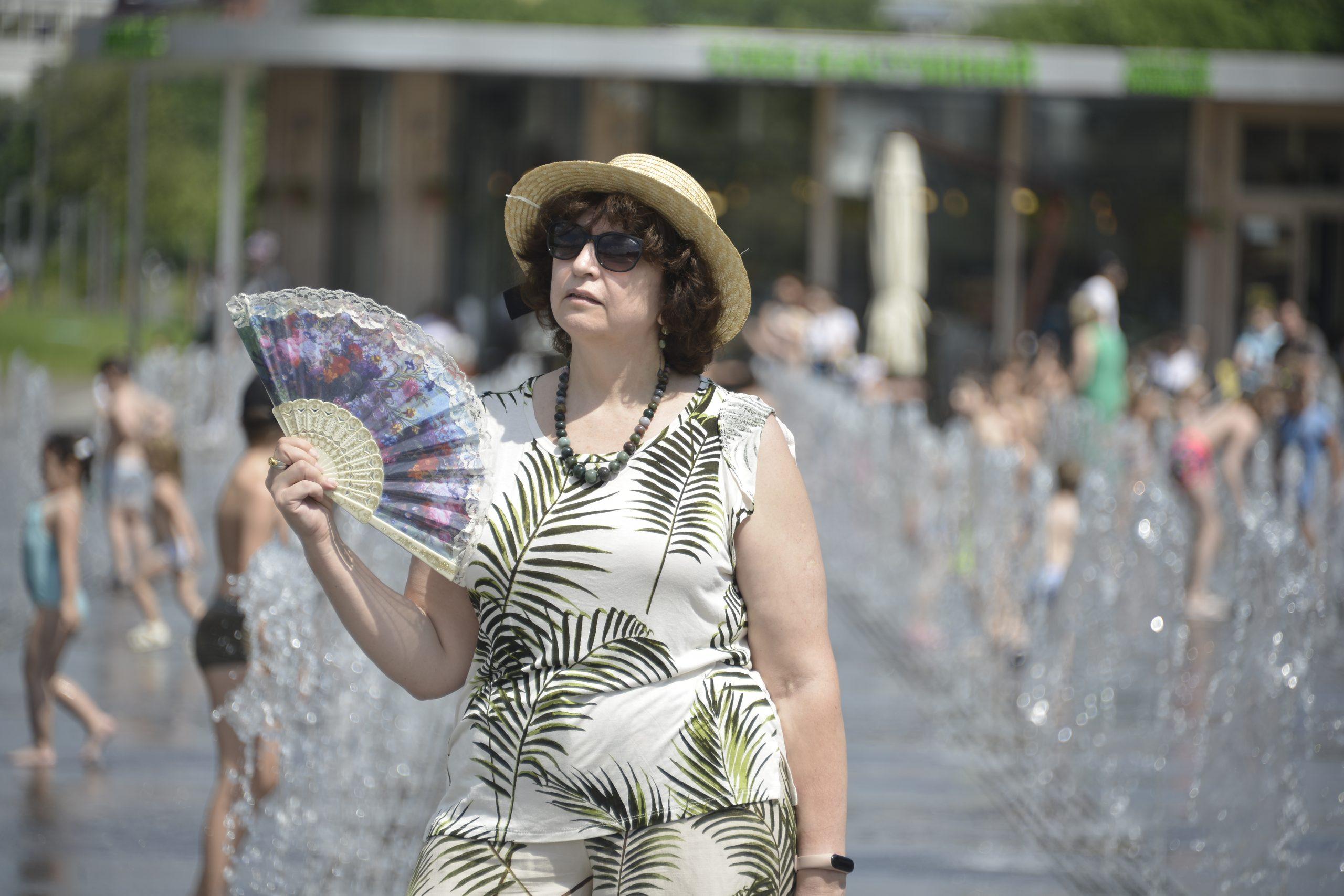 Синоптики пообещали жару и переменную облачность