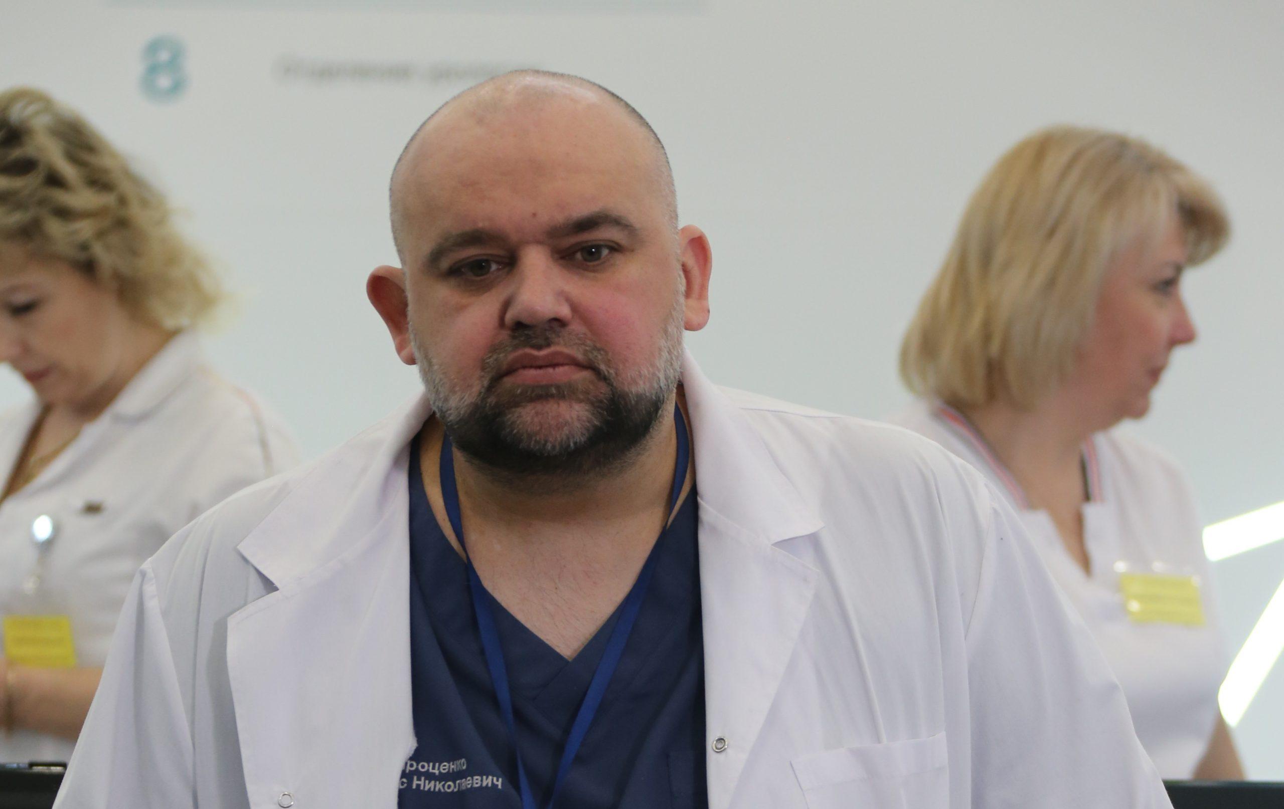 Денис Проценко: Оперативно реагировать на угрозы