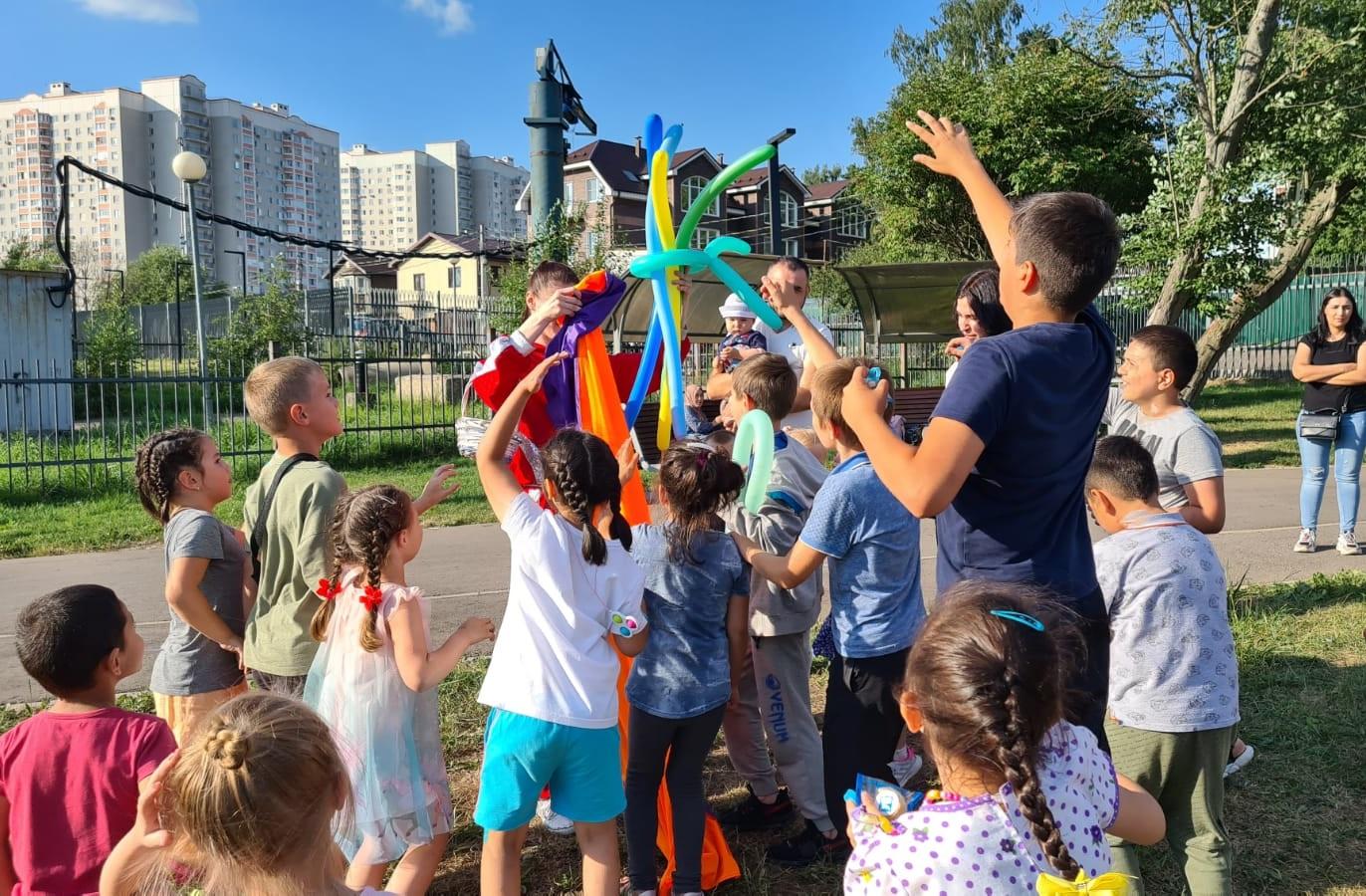 День дружбы прошел во Внуковском