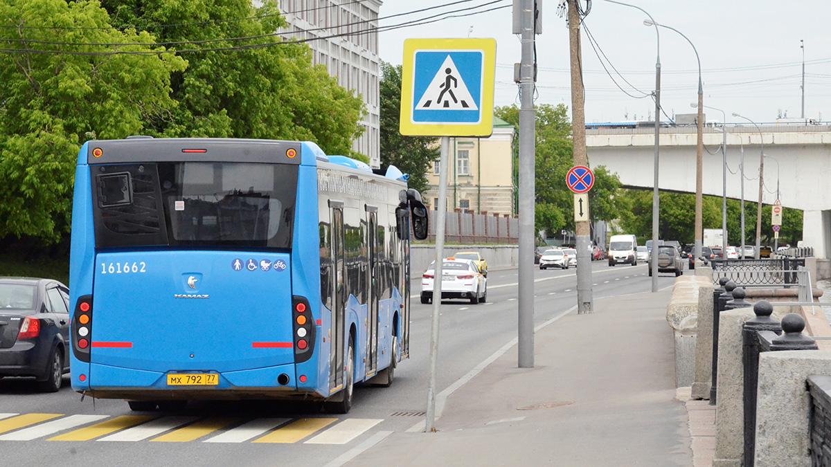 Автобусы Новомосковского административного округа объединят